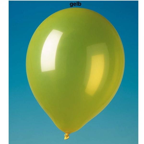 Luftballon Uni Umfang Ca 96 Cm Durchmesser Ca 30 Cm 12